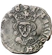 ½ Cuartillo Henri IV León – avers