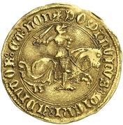 Dobla Alphonse de Ávila prétendant Séville – avers