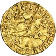 Dobla Alphonse de Ávila prétendant Tolède – avers