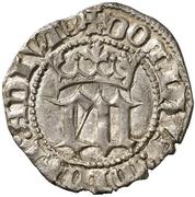 ½ real Henri III Séville – avers