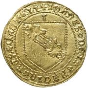 Dobla Jean II Tolède – avers
