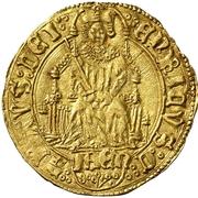 Enrique Henri IV Jaén – avers