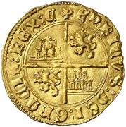 Enrique Henri IV Jaén – revers