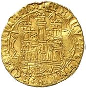 Castellano Henri IV Cuenca – avers