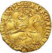 Castellano Henri IV Cuenca – revers