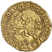 ½ dobla Henri IV Tolède – avers