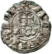 Dinero Alphonse VII Tolède – revers