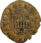 Blanca Henri III Séville – avers