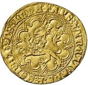 Castellano Henri IV Burgos – revers