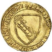 Dobla Jean II La Corogne – avers