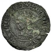 Dinero Henri IV Ségovie – avers