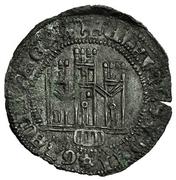 Dinero Henri IV Ségovie – revers
