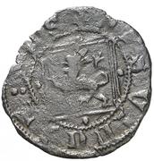 Blanca Henri IV losange Ávila – revers