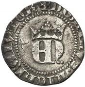½ real Henri II Séville – avers