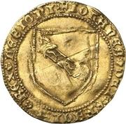 Dobla Jean II Séville – avers