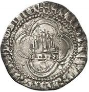 ½ real Henri II Séville – revers