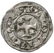 Obolo Alphonse I d'Aragon Tolède – revers