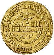 Morabetino Alphonse VIII Tolède – avers