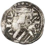 Dinero Alphonse VIII Osuna – avers