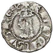 Obolo Alphonse III – avers