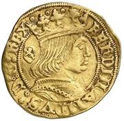 Principado Ferdinand II Barcelone -  avers