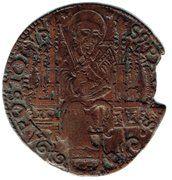 6 pfennig (chapitre de la cathédrale) – avers
