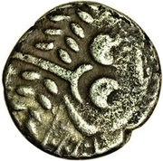 Silver Stater (Durotrigan E) – avers