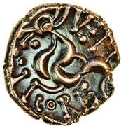Gold Stater (Corieltauvian N; VEP CORF) – revers