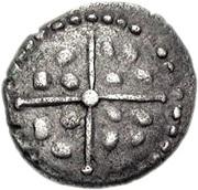 Silver Minim (Atrebatic I; Verica) – avers