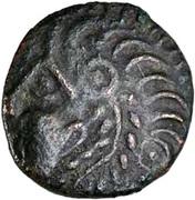 Bronze Unit (Trinovantian L; Dubnovellaunus) – avers