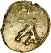 Gold ¼ Stater (Atrebatic C; Commius) – avers