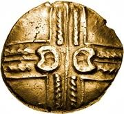 Gold Stater (Trinovantian I; Addedomaros) – avers
