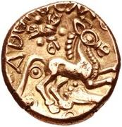 Gold Stater (Trinovantian J) – revers