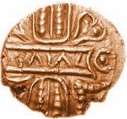 ¼ Gold Stater (Trinovantian T) – avers