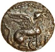 Silver Minim (Atrebates and Regni, Verica) – avers