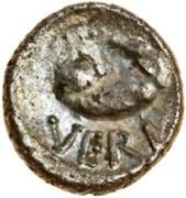Silver Minim (Atrebates and Regni, Verica) – revers