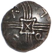 Silver Unit (Trinovantian M; Tasciovanus) – avers