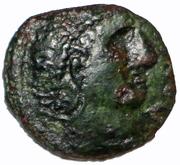Bronze Unit, Dias Throne (Catuvellauni; Dias) – avers
