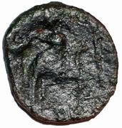 Bronze Unit, Dias Throne (Catuvellauni; Dias) – revers