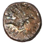 Silver Minim (Atrebatic; Verica) – revers