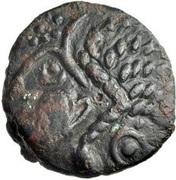 Bronze Unit (Trinovantian I) – avers