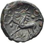Bronze Unit (Trinovantian I) – revers