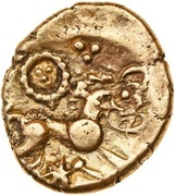 Gold Stater (Icenian B) – revers