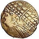 Gold ¼ Stater (Gallo-Belgic AB1) – avers