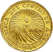 1 escudo – avers