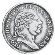 1 Rixdollar - George III (Essai) – avers
