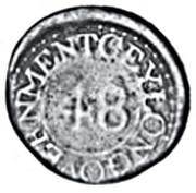 1/48 Rixdollar – revers