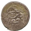 ½ Abbasi / 2 Shahi (Counterstamped) – avers