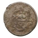 ½ Abbasi / 2 Shahi (Counterstamped) – revers