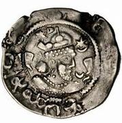 1 Drachm - Sashro Xidev (Kushru I imitation; Chaghaniyan; countermark) – avers